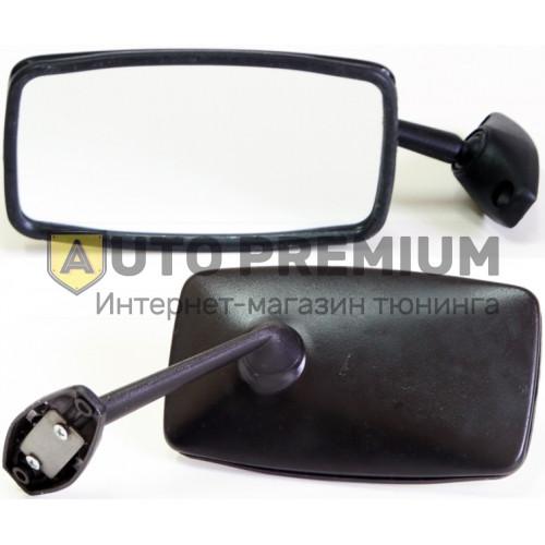 Боковые зеркала на ВАЗ 2121-31 Нива 4х4 штатные (черные)