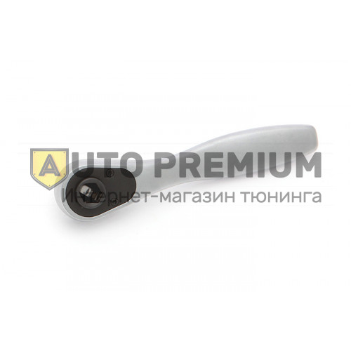 Трещетка флажковая для вставок 1/4 60 зубцов L=90 мм «Дело Техники» 608660